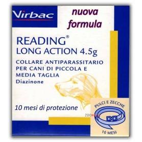 Virbac Collare Antiparassitario Cane Reading Long Action 50 Cm