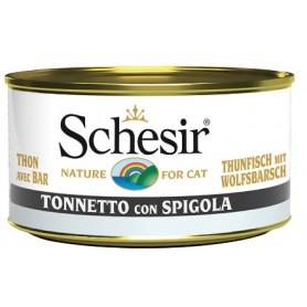 Schesir Tonnetto Con Spigola 85Gr