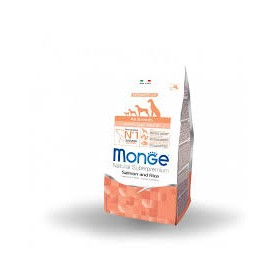 Monge All-Breeds Puppy Salmone E Riso 800Gr