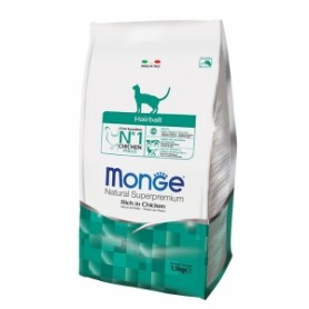 Monge Cat Hairball 1,5Kg