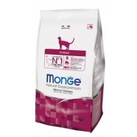 Monge Cat Indoor 1,5Kg