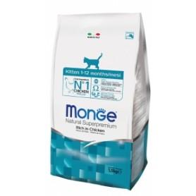 Monge Cat Kitten 1,5Kg