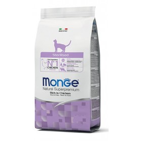Monge Cat Sterilised 10Kg