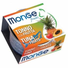 Monge Cat Tonno Con Frutta 80Gr
