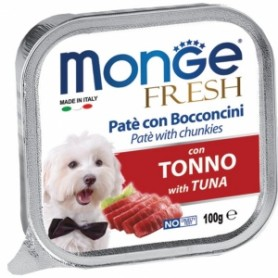 Monge Dog Fresh Tonno 100Gr