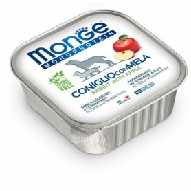 Monge Dog Pate' Fruit Coniglio-Mela 150Gr