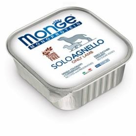 Monge Dog Pate' Monoproteico Agnello 150Gr
