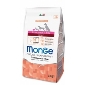 Monge Extra Small Adult Salmone 800Gr