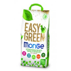 Monge Lettiera Vegetale Easy Green 10Lt