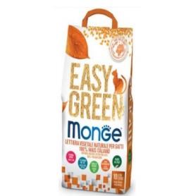 Monge Lettiera Vegetale Easy Green Mais 10Lt