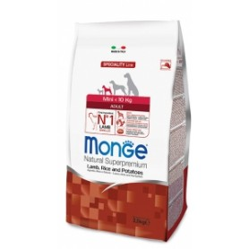 Monge Mini Adult Agnello 7,5Kg