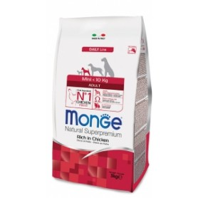 Monge Mini Adult Pollo 7,5Kg