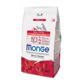 Monge Mini Puppy&Junior 800Gr