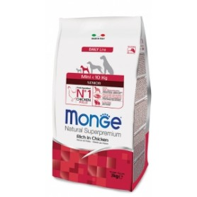 Monge Mini Senior 3Kg