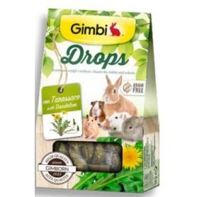 Snack Per Roditori Gimbi Drops Tarassaco 50Gr