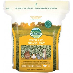 Oxbow Fieno Orchard Grass Hay 425Gr