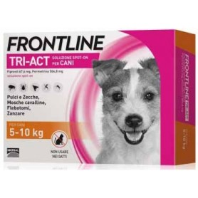 Frontline Tri-Act 5-10Kg 1 Fiala