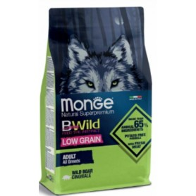 Monge BWild Low Grain Dog Adult All Breed Cinghiale 12Kg