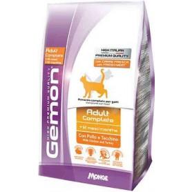 Gemon Cat Adult Pollo e Tacchino 1,5Kg