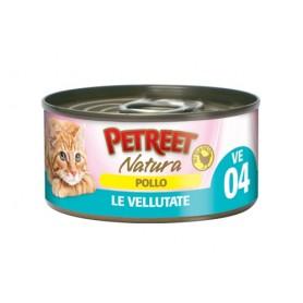 Petreet Vellutate Kitten Pollo Con Latte di capra 60Gr