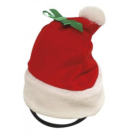Cappellino Babbo Natale Per Cani Medium