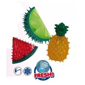 Gioco Refrigernate Per Cani Fruity 11-13 Cm