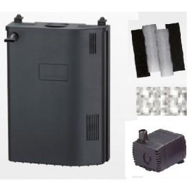 Amtra Filtro Black Box 40 Completo