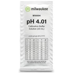Milwaukee Bustina Calibrazione Pronto Uso Soluzione Ph 4.01