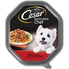 Cesar Scelta dello Chef Manzo Riso e Verdure 150gr