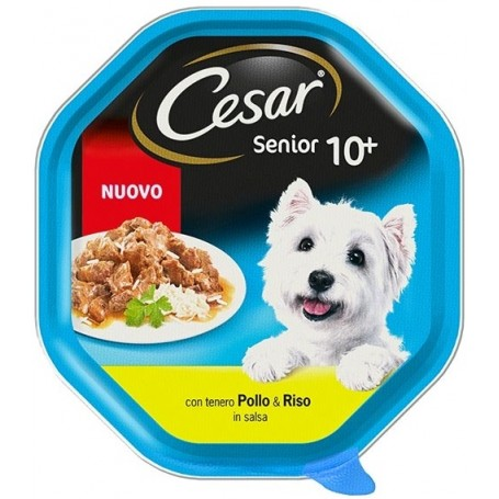 Cesar Senior Pollo e Riso in Salsa 150gr