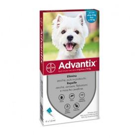 Advantix Cani Da 4 A 10Kg
