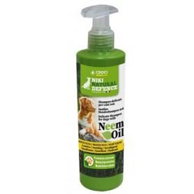 Niki Defence Shampoo Delicato Olio di Neem Natural Defence 200Ml