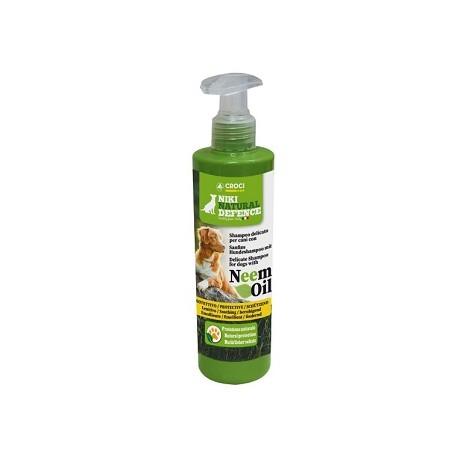 Shampoo Delicato Olio di Neem Natural Defence 200Ml