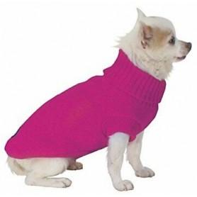 Maglioncino per Cani Dolcevita Valencia Rosa 50cm