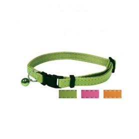 Collare Gatto Glossy Verde