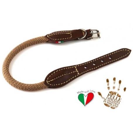 Da Vinci Collare Corda Cotone Colore Crema Diametro 12 Cm.50