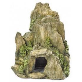 Decorazione Grotta Con Muschio