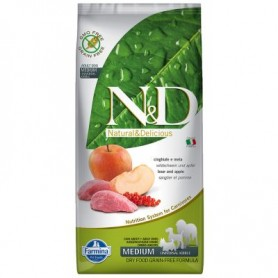 Farmina N&D Grainfree Cinghiale E Zucca Adult Medium/Maxi 12Kg