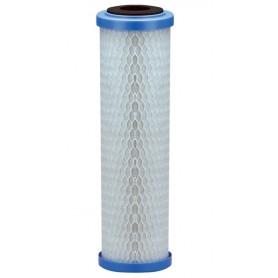 Filtro Osmosi Prefiltro Cartuccia Carbone Carbon Block 9 Pollici 3/4