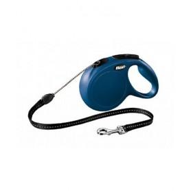 Flexi New Classic Corda Tg.S 5Mt Blu